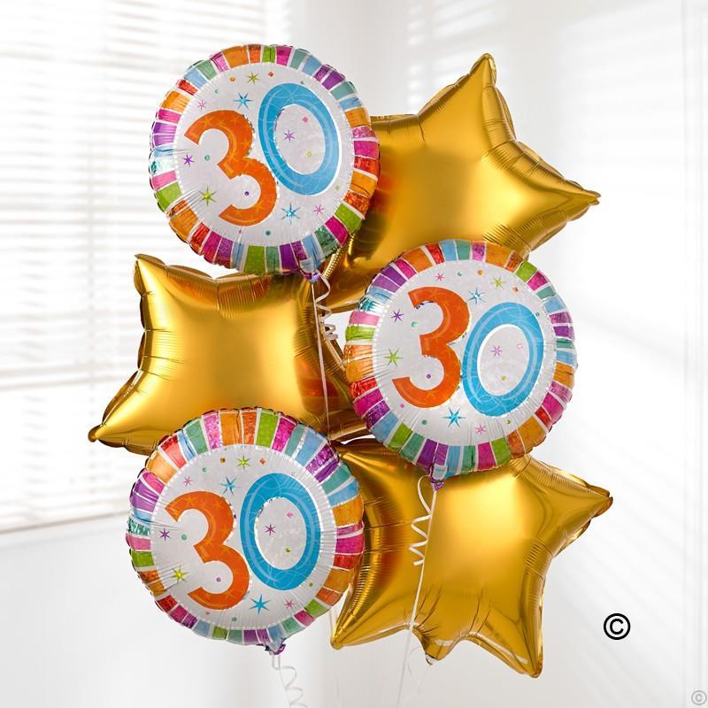 Popolare Compleanno: palloncini, composizioni, addobbi e regali YN58