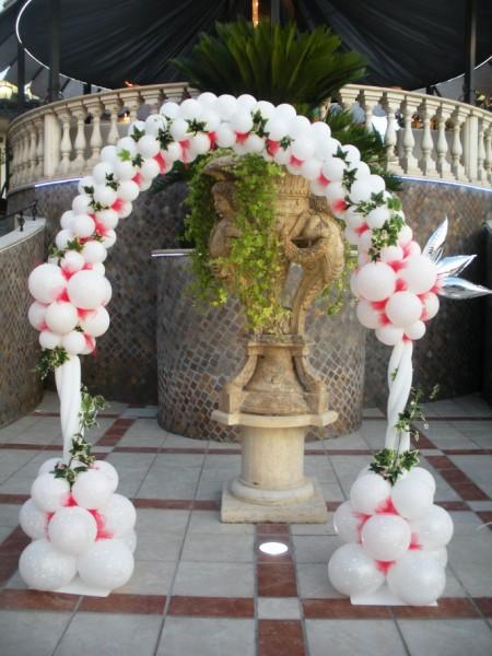 Addobbi per matrimonio roma e dintorni archi di for Bellissimi disegni di casa dentro e fuori